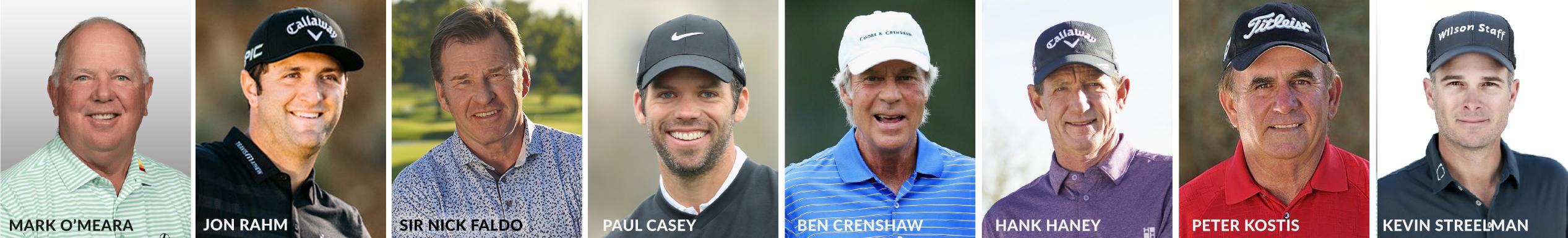 PGA Pros endorse Celebrity Greens Putting Greens