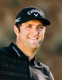 PGA Pro Jon Rahm